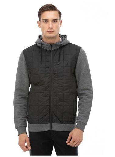 Nautica Sweatshirt Siyah
